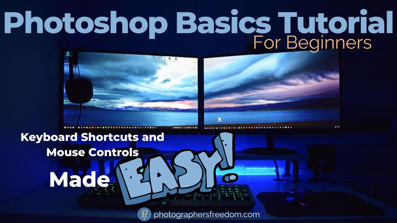 photoshop-basics-tutorial-for-beginners-keyboard-and-mouse-controls